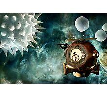 micronaut Photographic Print