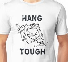 Hang Tough Tree Frog Unisex T-Shirt