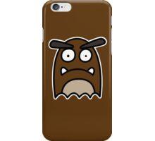 Goomba Ghost iPhone Case/Skin
