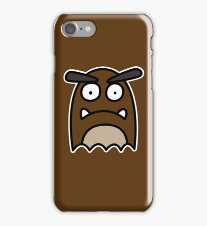 Goomba Ghost iPhone Case/Skin