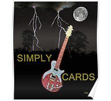 Rock Blues Poster
