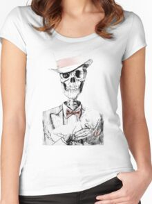 Uncle Reaper Women's Fitted Scoop T-Shirt