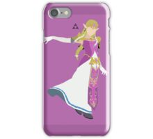 Zelda (Skyward) - Super Smash Bros. iPhone Case/Skin