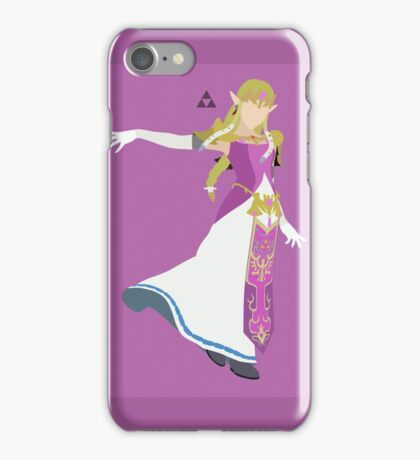 Zelda (Skyward) - Super Smash Bros. iPhone Case/Skin