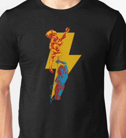 AC DC thunderbolt Unisex T-Shirt