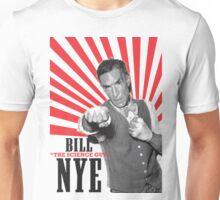"Bill ""The Science Guy"" Nye Unisex T-Shirt"