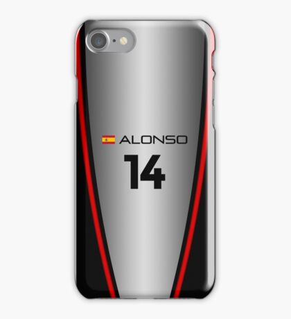 F1 2015 - #14 Alonso [launch version] iPhone Case/Skin