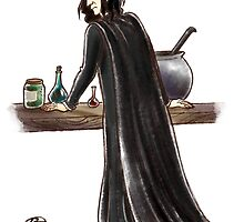 Snape by Roby-boh