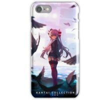 Amatsukaze Cover  iPhone Case/Skin