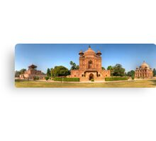 Khusrubagh Panoramic Canvas Print