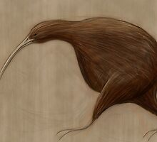 Its a Kiwi by Adam Howie