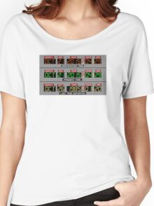 Back to the Future 2 Time Circuits 2015 Women's Relaxed Fit T-Shirt