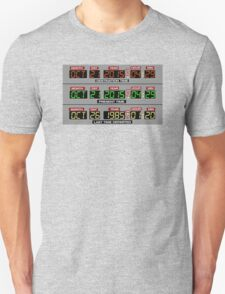 Back to the Future 2 Time Circuits 2015 T-Shirt
