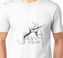 Hope for Japan Unisex T-Shirt
