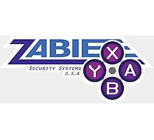 ZABIE Security Systems - USA Photographic Print