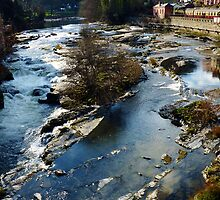 Llangollen, North Wales by artfulvistas