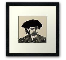 Ross Poldark Framed Print
