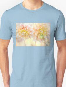 Gentle Dahlias  T-Shirt