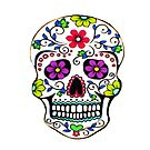 SUGAR SKULL color 0001 by Tony  Bazidlo
