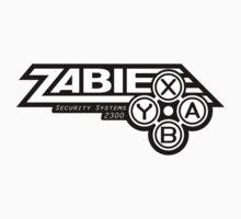 Zabie Security Systems - Black & White by jamesorthii