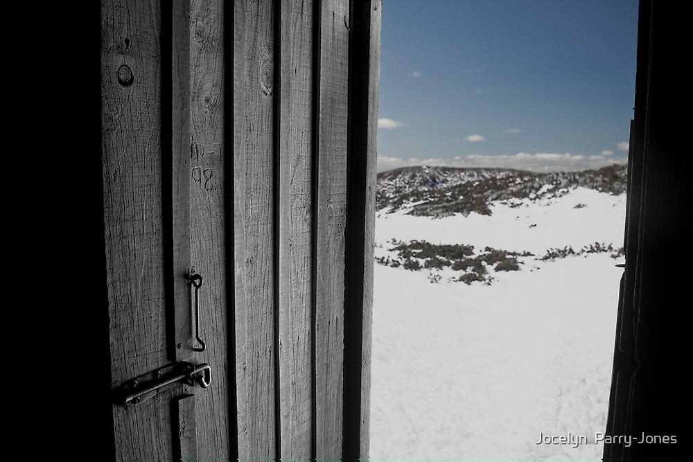 Unto adventure by Jocelyn  Parry-Jones