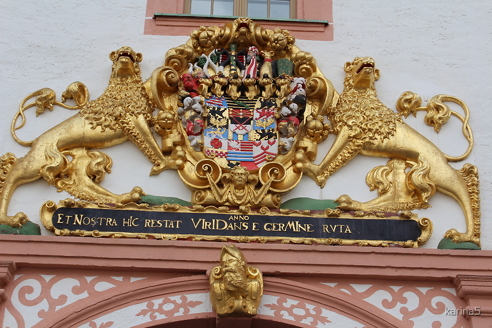 Coat of Arms by karina5