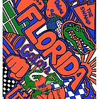 University of Florida Collage by coreybloomberg