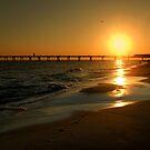 Peaceful Evening.. by Dawn di Donato