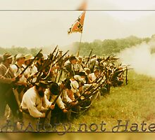 History not Hate by Capt. Charles McKelroy