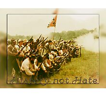 History not Hate Photographic Print