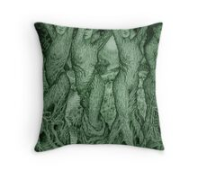 The Dryads Throw Pillow