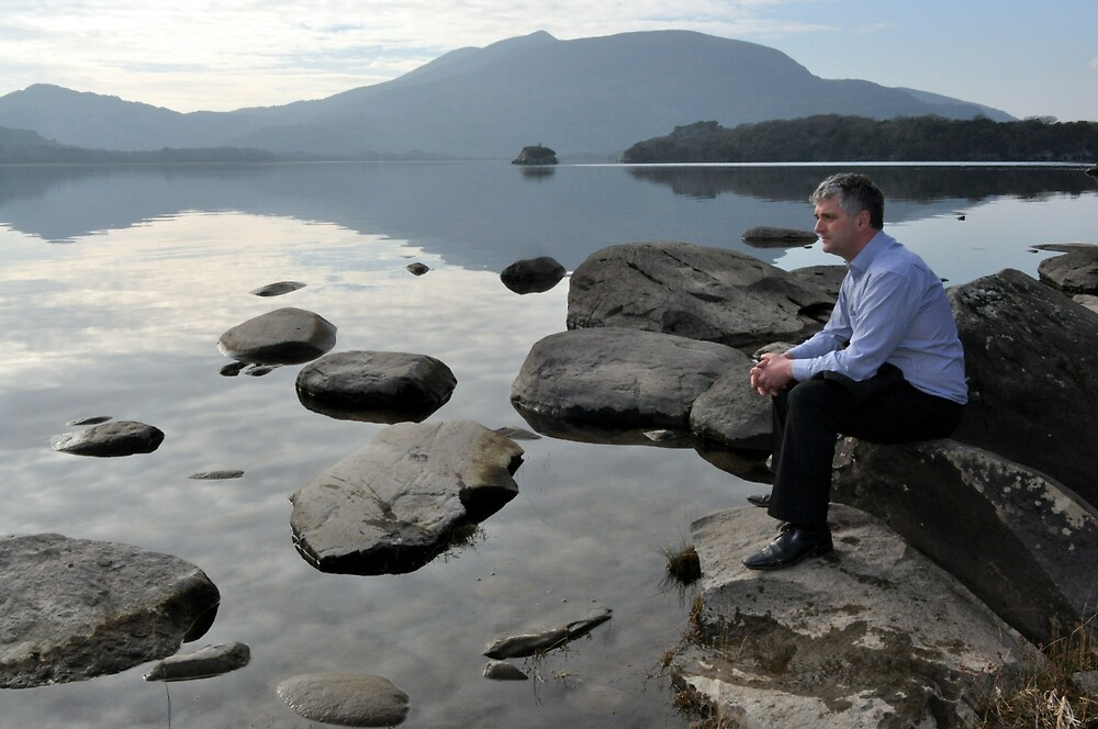 Muckross lake killarney photo by Padraig o Donoghue  by timbuckley