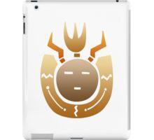 Native American Indian Face iPad Case/Skin