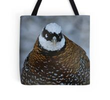 Rubber Chicken? No! Robber Pheasant! Tote Bag