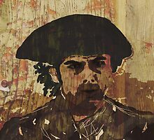 Ross Poldark by Arteffecting