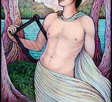 The Greek Gods ~ Apollo by Debra A. Hitchcock