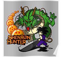 Shenron Hunter Poster