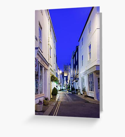 Foss Street Greeting Card
