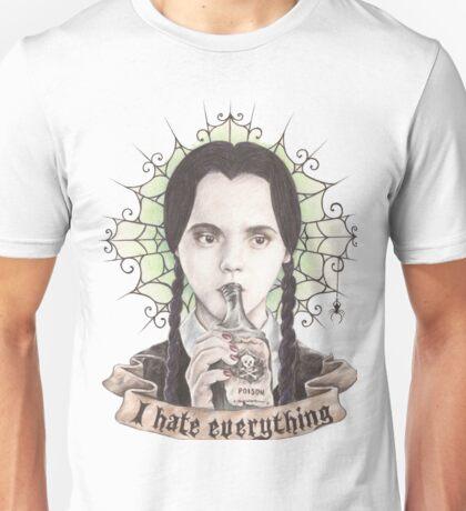 I Hate Everything Unisex T-Shirt