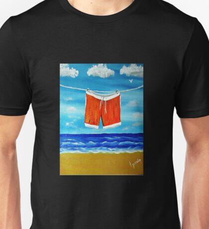 His Jams Drying Unisex T-Shirt