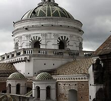 Domes - Cupulas (2) by Bernai Velarde