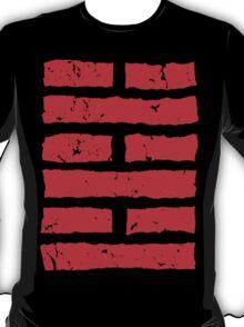 Arashikage Distressed Red T-Shirt