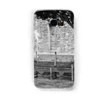 Bench Under a Tree Samsung Galaxy Case/Skin