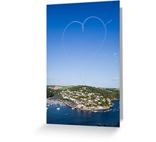 I Love Regatta! Greeting Card