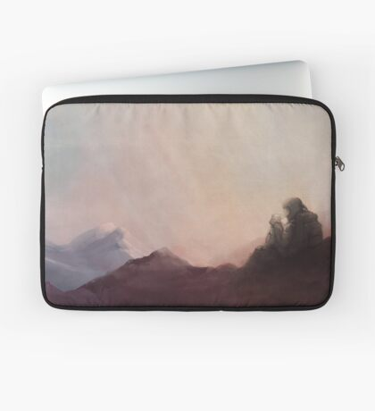 The Warm Embrace of the Final Chill Laptop Sleeve