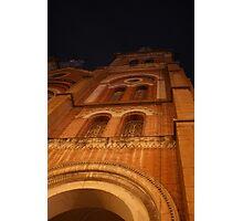 Saigon Notre-Dame Basilica Church, Vietnam Photographic Print