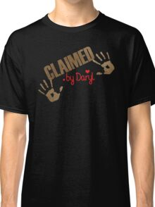 Claimed by Daryl Classic T-Shirt