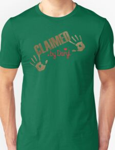 Claimed by Daryl Unisex T-Shirt