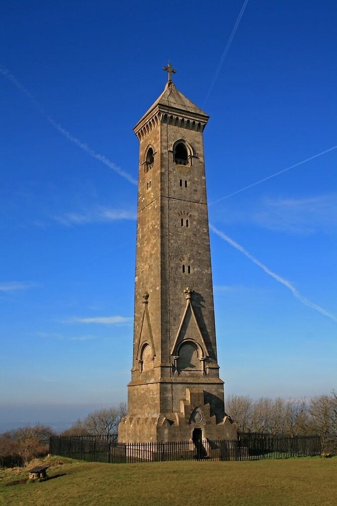 Tyndale Monument by RedHillDigital