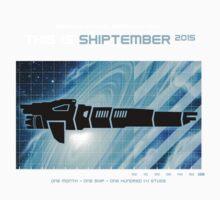 SHIPtember 2015 One Piece - Short Sleeve